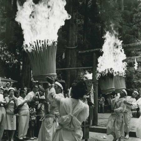 「岡本太郎が見た熊野」開催
